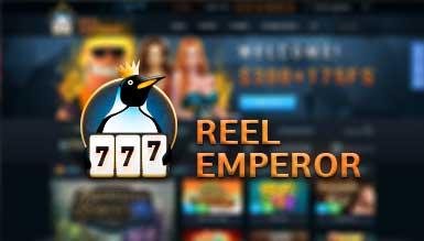 Онлайн казино Рил Эмперор